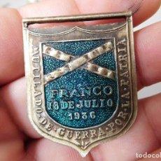 Militaria: MEDALLA ESPAÑOLA DE MUTILADO POR LA PATRIA. Lote 126723671