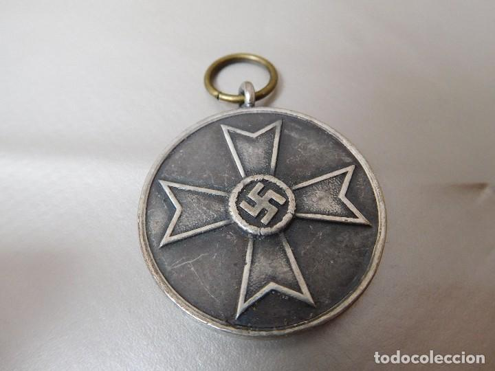 MEDALLA ALEMANA MÉRITO MILITAR (Militar - Reproducciones y Réplicas de Medallas )