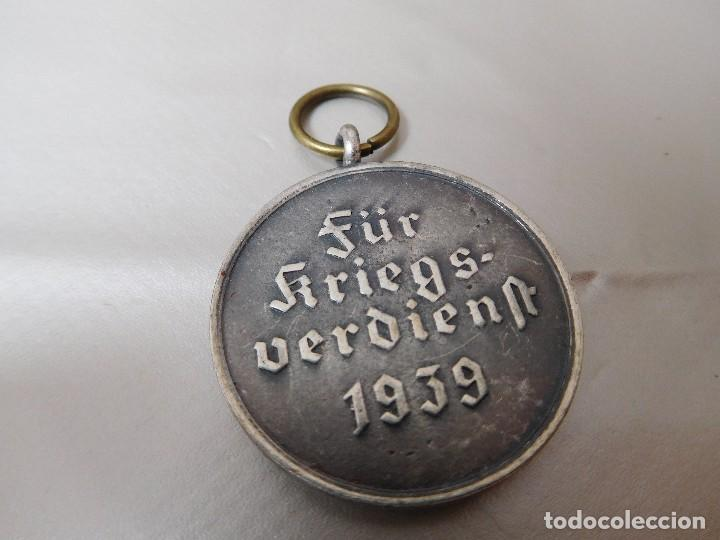 Militaria: Medalla alemana mérito militar - Foto 2 - 126723851