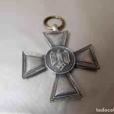Militaria: MEDALLA ALEMANA CRUZ 18 AÑOS EN EL EJÉRCITO. Lote 126723975