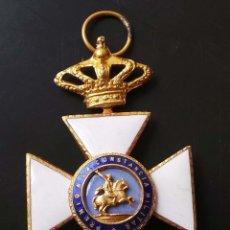 Militaria: CRUZ DE LA REAL Y MILITAR ORDEN DE SAN HERMENEGILDO. Lote 126805587