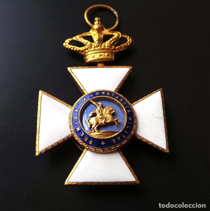 Militaria: CRUZ DE LA REAL Y MILITAR ORDEN DE SAN HERMENEGILDO - Foto 2 - 126805587