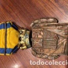 Militaria: MEDALLA CAMPAÑA DE MARRUECOS II REPÚBLICA, CON PASADOR DE MARRUECOS. Lote 126816787
