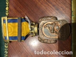 Militaria: MEDALLA CAMPAÑA DE MARRUECOS II REPÚBLICA, con pasador de Marruecos - Foto 2 - 126816787