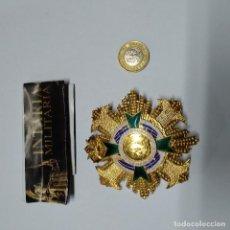 Militaria: PLACA DE LA CRUZ DE LA ORDEN DE CORRESPONSALES DE GUERRA. Lote 127197787