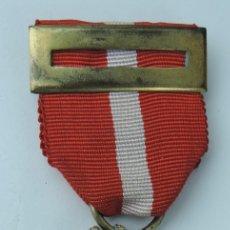 Militaria: CRUZ EN PLATA AL MERITO MILITAR, DISTINTIVO ROJO. GUERRA CIVIL. TODO ORIGINAL, BUEN ESTADO DE CONSER. Lote 126334323
