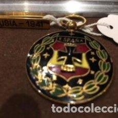 Militaria: MEDALLA VIUDAS DE LA DIVISIÓN AZUL. Lote 127527255