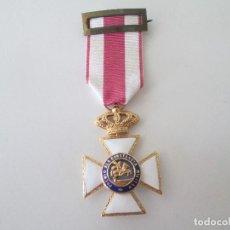 Militaria: CRUZ DE LA REAL ORDEN MILITAR DE SAN HERMENEGILDO. PREMIO A LA CONSTANCIA MILITAR. Lote 127567919