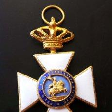 Militaria: CRUZ DE LA REAL Y MILITAR ORDEN DE SAN HERMENEGILDO. Lote 127727231