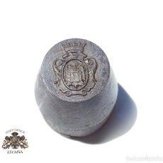 Militaria: TROQUEL, MATRIZ .- MINIATURA DE LA MEDALLA COLEGIO DE PROCURADORES. Lote 127792727