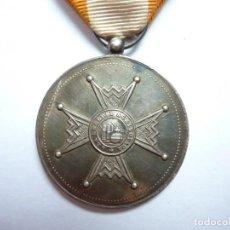Militaria: MEDALLA DE LA ORDEN DE ISABEL LA CATÓLICA -CATEGORÍA DE PLATA-. MUY RARA. ALFONSO XIII . Lote 128071539
