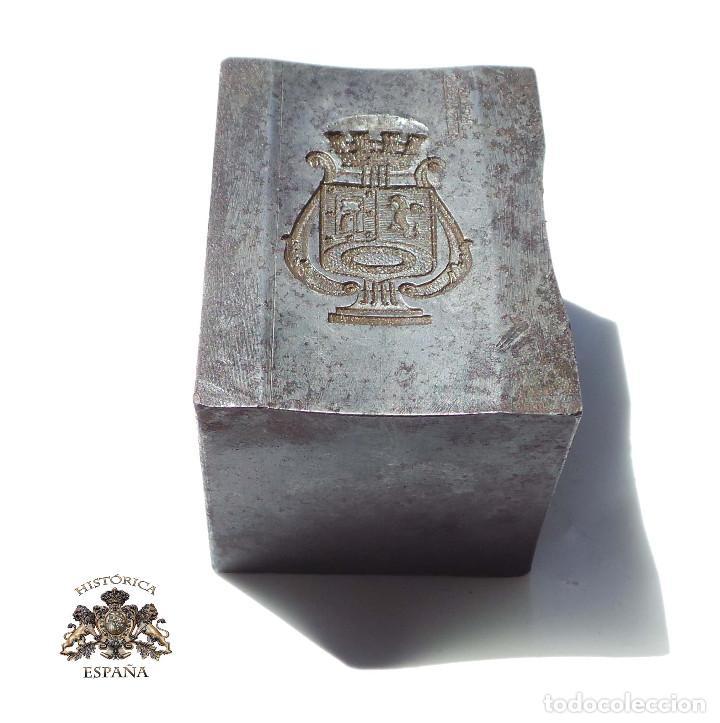 TROQUEL.- DISTINTIVO MUSICOS DE MADRID REPÚBLICA (Militar - Medallas Españolas Originales )