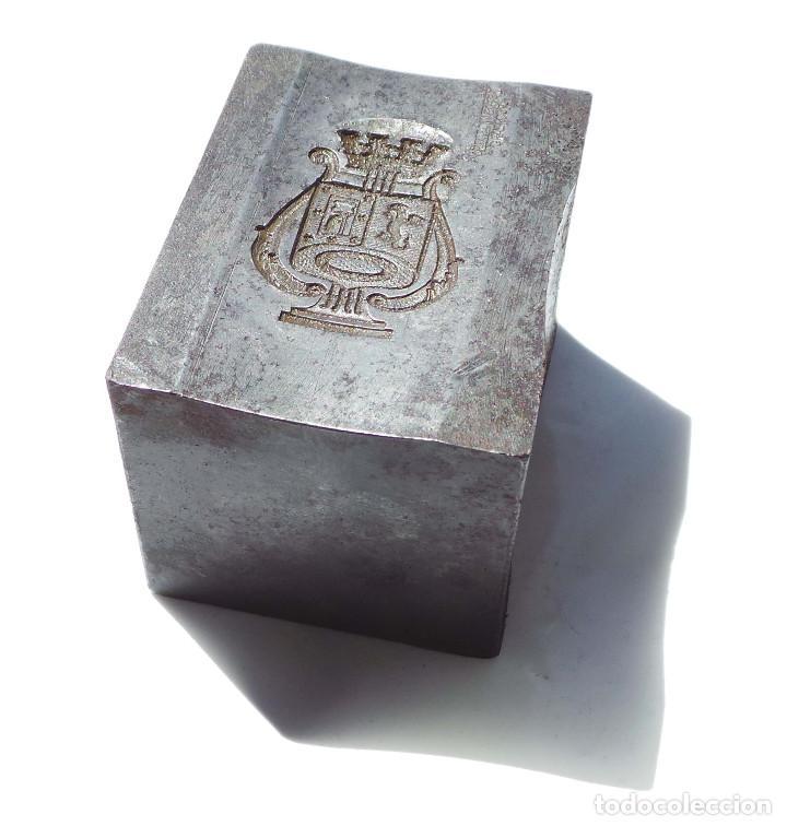 Militaria: TROQUEL.- DISTINTIVO MUSICOS DE MADRID REPÚBLICA - Foto 2 - 128149547