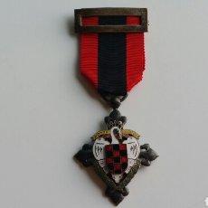 Militaria: MEDALLA HONOR Y GRATITUD ÉPOCA FRANQUISTA FRANCO. Lote 128232200