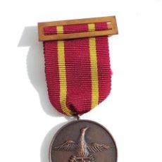 Militaria: MEDALLA DE LA DIPUTACIÓN DE TARRAGONA A LA PROMOCIÓN EBRO DE LA GUARDIA CIVIL , 1968. Lote 128583443