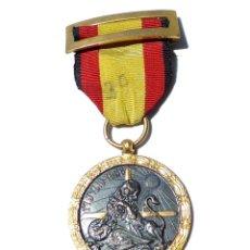 Militaria: MEDALLA DE LA CAMPAÑA GUERRA CIVIL - 17 JULIO 1936 - INDUSTRIAS EGAÑA. Lote 128605811