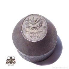 Militaria: TROQUEL, MATRIZ .- INGENIERO AGRONOMO. Lote 128615251
