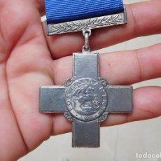Militaria: MEDALLA INGLESA GEORGE CROSS. Lote 128646167
