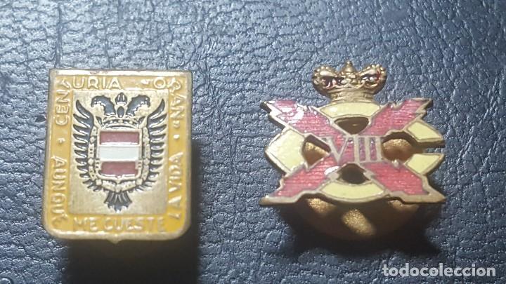 Militaria: MEDALLA MILITAR GUARDIA DE FRANCO CARLISTA E INSIGNIAS CARLISTAS REQUETE - Foto 6 - 128821307