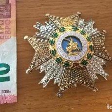 Militaria: PLACA DE LA ORDEN DE SAN HERMENEGILDO. Lote 129318475