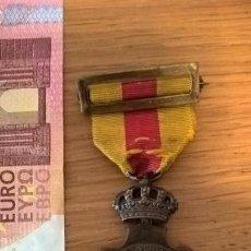 Militaria: MEDALLA A LOS AYUNTAMIENTOS. EPOCA ALFONSO XIII. Lote 129319371