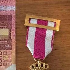 Militaria: CONSTANCIA MILITAR. ORDEN DE SAN HERMENEGILDO. Lote 129344459
