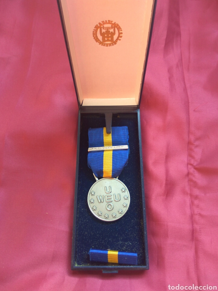 MEDALLA UEO (Militar - Medallas Internacionales Originales)