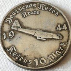 Militaria: MEDALLA AVIÓN ARADO, LUFTWAFFE. ALEMANIA. II GUERRA MUNDIAL. 1944. RÉPLICA. Lote 130009147