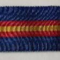 Militaria: CINTA DE MINI MEDALLA SOMATÉN ARMADO DE CATALUÑA. 1925-30. ESPAÑA, DICTADURA GENERAL PRIMO DE RIVERA. Lote 130085847