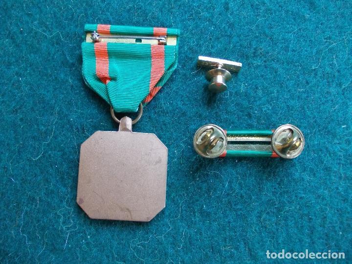 Militaria: Medalla ,miniatura y pasador US Navy Marines al mérito - Foto 2 - 130239226