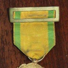 Militaria: ANTIGUA MEDALLA DE SUFRIMIENTO POR LA PATRIA, ALFONSO XIII, GUERRA CIVIL, 100% TODO ORIGINAL, EXCELE. Lote 130626306