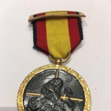 Militaria: MEDALLA DE LA CAMPAÑA 17/07/1936 EXCELENTE BORDES DE LA CINTA EN NEGRO (VANGUARDIA). Lote 131187429