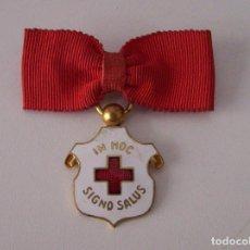 Militaria: MEDALLA CRUZ ROJA ALFONSO XIII 1917. Lote 131652934