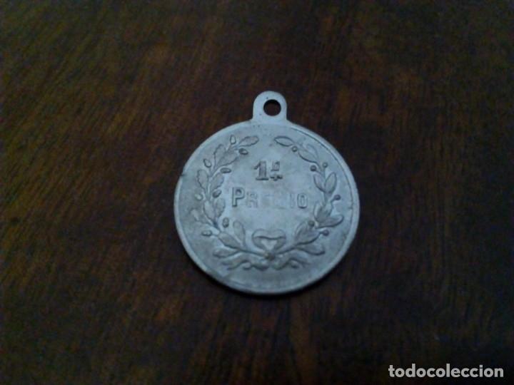 Militaria: Medalla Italiana de Tiro. 1º Premio. - Foto 2 - 131922866