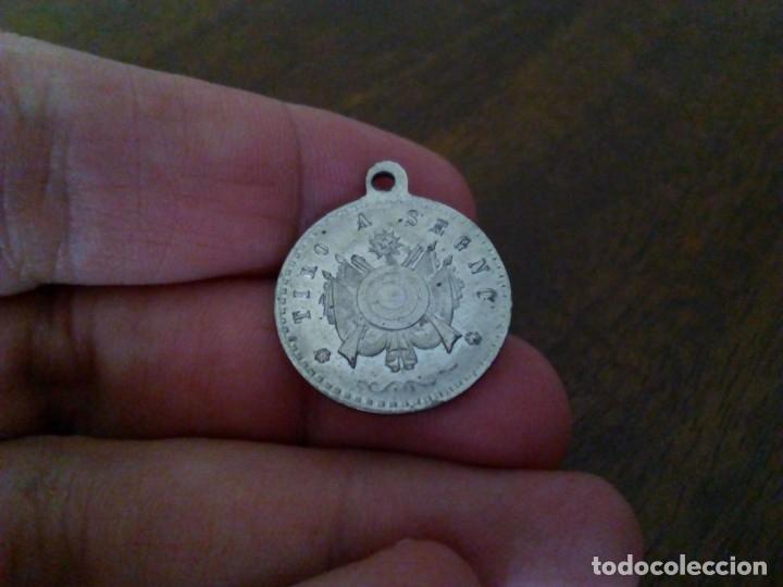 Militaria: Medalla Italiana de Tiro. 1º Premio. - Foto 3 - 131922866