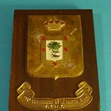 Militaria: METOPA 541ª COMANDANCIA DE LA GUARDIA CIVIL. VIZCAYA. FORMATO 13,5 X 21 CM. Lote 132236962