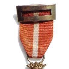 Militaria: MEDALLA MÉRITO MILITAR CON DISTINTIVO ROJO - GUERRA CIVIL - DIVISIÓN AZUL. Lote 132454326