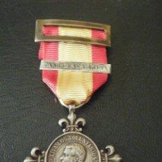 Military: MEDALLA CONSTANCIA DE LOS VOLUNTARIOS DE CUBA. ORIGINAL. Lote 132516846
