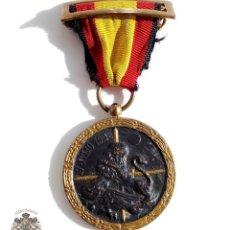 Militaria: MEDALLA DE LA CAMPAÑA GUERRA CIVIL - 17 JULIO 1936 - INDUSTRIAS EGAÑA. Lote 132684082