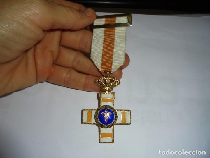 MEDALLA CONSTANCIA MILITAR SUBOFICIAL PENSIONADA (Militar - Medallas Españolas Originales )