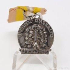 Militaria - Medalla de plata italiana Guerra civil - 132752546