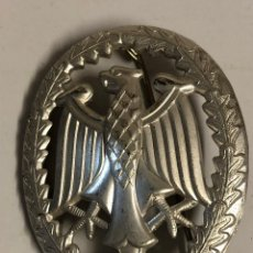 Militaria: MEDALLA DE ALFILER ALEMANA (#). Lote 132832062