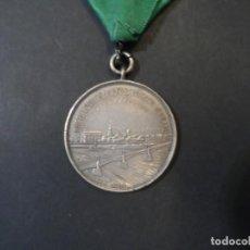 Militaria: MEDALLA 25 ANIVERSARIO DE OFFENBACH. FEDERACION DE TIRO. DEUTSCHLAND. AÑO 1920. Lote 132834126