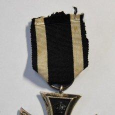 Militaria: CRUZ DE HIERRO ALEMANA DE SEGUNDA CLASE.PRIMERA GUERRA MUNDIAL.. Lote 133378222