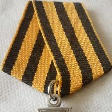 Militaria: MEDALLA CRUZ DE SAN JORGE. 3 GRADO. 1807-1913. RUSIA IMPERIAL. ZAR. RÉPLICA. Lote 133404166