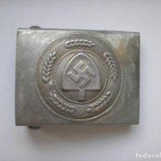 Militaria: WWII THE GERMAN BUCKLE RAD. Lote 211641174