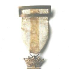 Militaria: MEDALLA CRUZ CONSTANCIA MILITAR SUBOFICIAL FERNANDO VII. Lote 133749090