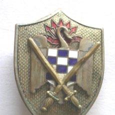 Militaria: MEDALLA OFICIALES UNIVERSITARIOS CUERPO DE TIERRA, AÑOS 40. Lote 133749522