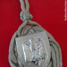 Militaria: CORDON DE TIRADOR DE OFICIAL ALEMANIA NAZI ORIGINAL MIRAR OTRAS PAGINAS Y COMPATAR PRECIO. Lote 134026413