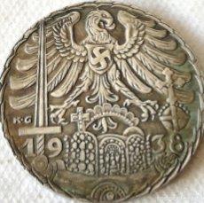Militaria: MEDALLA DES REICHES KRONZIER IN DES REICHES MITTE. VIENA-NUREMBERG. ALEMANIA. PRE II GUERRA MUNDIAL.. Lote 134243354